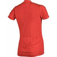 Велофутболка жіноча Arcore BETHANY червона (L)