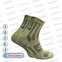 """Шкарпетки трекінгові унісекс літо, модель """"ShortLight"""" - 75% бавовна, 20% поліамід, 5% еластан (L /44-47)"""