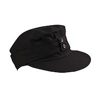 Польова кепка М-43 Mil-Tec колір чорний, фото 1