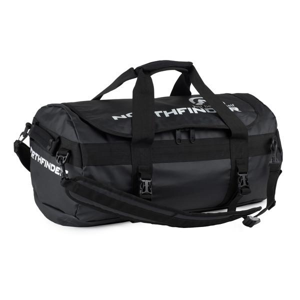 Сумка-рюкзак Northfinder ROMA 45L чорна