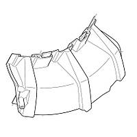 Защитный кожух под косильные головки для EM2500U, EM2600L, EM2600U Makita (DA00000526)