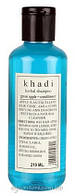 Шампунь-кондиционер Кхади Зеленое Яблоко, shampoo @ conditioner Khadi Green Apple, 210 мл