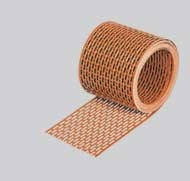 Лента (сетка) свеса вентиляционная ПВХ против насекомых (кровельные аксессуары)Wentop.