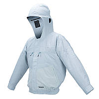 Аккумуляторная куртка с вентиляцией Makita DFJ 207 Z2XL