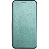 Чехол Fiji G.C. для Samsung Galaxy M12 (M127) книжка магнитная Dark Green