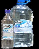 Дистиллировання вода 830 гр Химтрейд