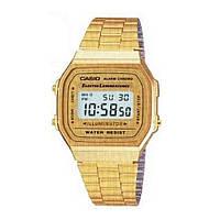 Casio A168WG-9EF All Gold