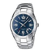 Casio EF-125D-2AVEG Silver-Blue