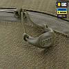 M-Tac однолямочная пістолетна сумка-кобура наплічна коричнева Sling Pistol Bag Elite Hex Ranger Green, фото 2