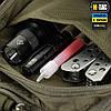 M-Tac однолямочная пістолетна сумка-кобура наплічна коричнева Sling Pistol Bag Elite Hex Ranger Green, фото 4