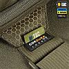 M-Tac однолямочная пістолетна сумка-кобура наплічна коричнева Sling Pistol Bag Elite Hex Ranger Green, фото 7