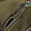 M-Tac однолямочная пістолетна сумка-кобура наплічна коричнева Sling Pistol Bag Elite Hex Ranger Green, фото 8