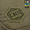M-Tac однолямочная пістолетна сумка-кобура наплічна коричнева Sling Pistol Bag Elite Hex Ranger Green, фото 9