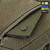M-Tac однолямочная пістолетна сумка-кобура наплічна коричнева Sling Pistol Bag Elite Hex Ranger Green, фото 10