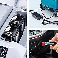 Аккумуляторный холодильник, нагреватель DCW180Z