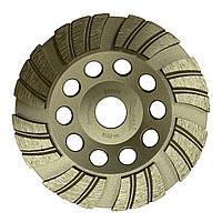 Алмазний шліфувальний диск (турбо) 125х22,23 мм Makita (D-66721)