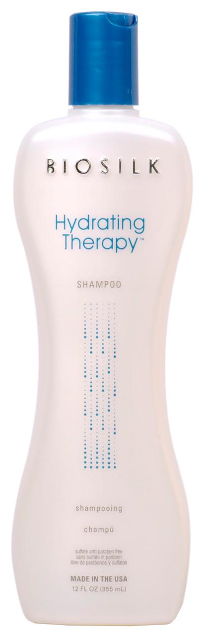Шампунь для увлажнения волос BioSilk Hydrating Therapy Shampoo