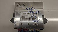 Блок управления двигателем БУД ЭБУ Opel Vectra-B 1.6 16v №133 16202319