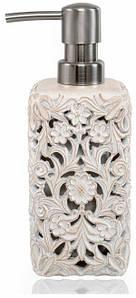 Дозатор для мыла Irya - Calisto krem кремовый