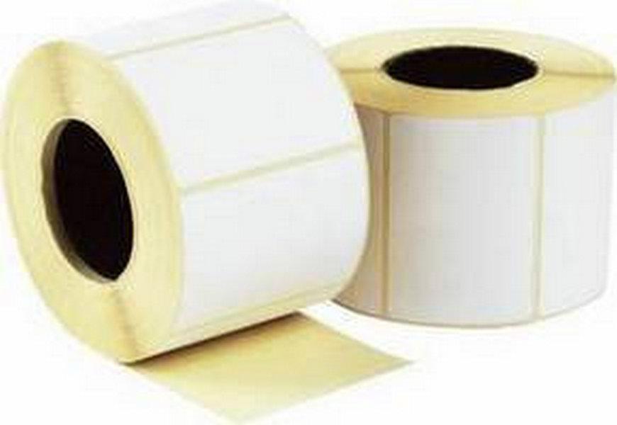 Термоетикетка Т. Еко 100*150 мм 500 етикеток прямокутна 5 шт White (100150T500)