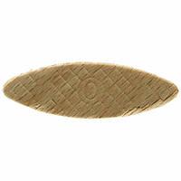 Шпонка (ламель) для дерев'яних сполук NR.0 / 100шт. (A-16922)