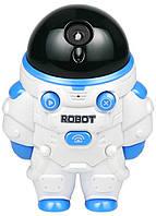 Мыльные Пузыри Робот Астронавт