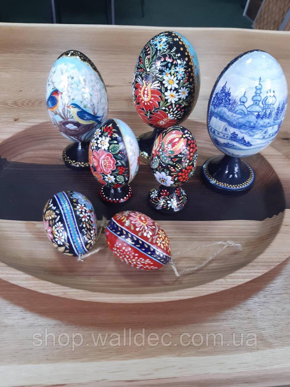 Пасхальные яйца петриковская роспись