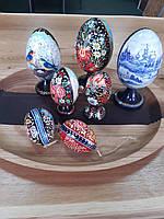 Пасхальные яйца петриковская роспись, фото 1