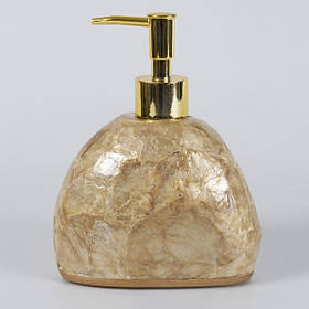 Дозатор для мыла Irya - Sedef gold золотой