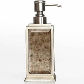Дозатор для мыла Irya - Mirror bronz бронзовый