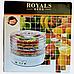 Сушилка электрическая для фруктов и овощей Royals Berg  RB-959 с терморегулятором, фото 7