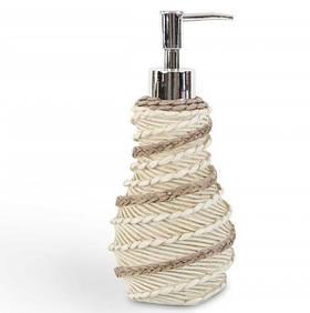 Дозатор для мыла Irya - Marva krem кремовый