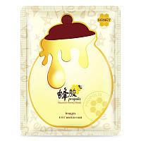 Поживна тканинна маска для обличчя з медом Images Nourish Honey