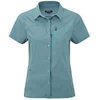 Женская рубашка Montane Fem Terra Nomad Shirt Maya Blue XS/S/M (FTNSHMAYA7)