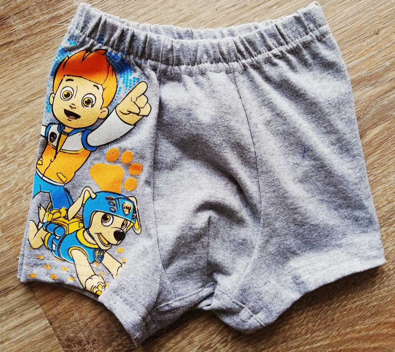 Дитячі трусики боксери СОБАЧИЙ ПАТРУЛЬ на хлопчика
