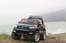 Детский электромобиль Джип M 3573 EBLR-2, Ford Ranger 4WD, черный
