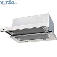 Встраиваемая, телескопическая кухонная вытяжка Ventolux Garda 60 WH (1000) IT белая