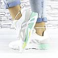 Кросівки жіночі білі літні комбіновані (b-694), фото 4
