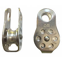 Блок-ролик X-ALP Pulley FS Steel