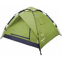Палатка KingCamp Luca KT3091, зеленая