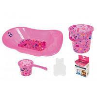Ванночка Sevi Bebe Набор для купания с рисунком Розовый (8692241137021)