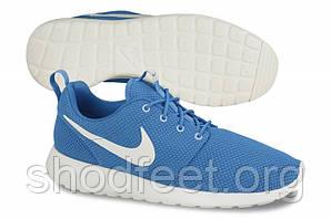 Кроссовки Nike Roshe Run Light Blue