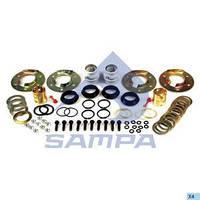 Ремкомплект тормозного вала SAF 3434363600