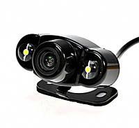 Универсальная видеокамера заднего вида E-400 с подсветкой