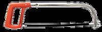 Рамка ножовочная 250-300мм хромированная