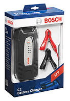 Зарядное устройство Bosch C1 018999901M для АКБ 12 V до 120 а/ч для автомобильных аккумуляторов.