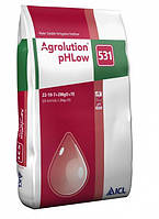Agrolution ph Low 22:10:7+2MgO+ТЕ (25кг)