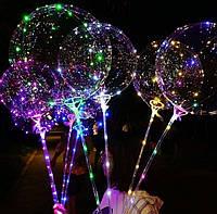 Светящийся воздушный шар БОБО