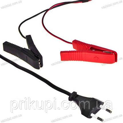 Зарядний пристрій Pulso BC-10641 для автомобільного акумулятора | 6-12V 4A/10-60AH | світлодіод, фото 2