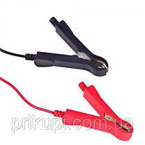 Зарядное устройство Pulso BC-20860 для автомобильного аккумулятора   6-12V 6A/20-80AH   стрел.индик., фото 3
